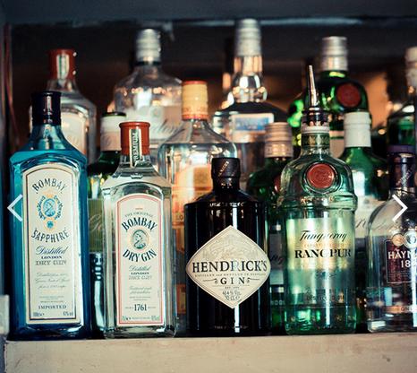 Gin Bar 1
